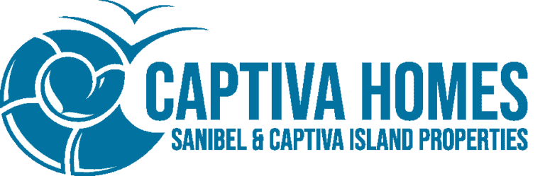 Captiva Homes logo - blue