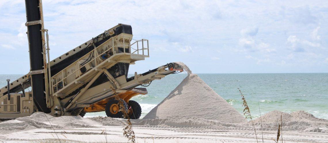 Captiva Beach Restoration
